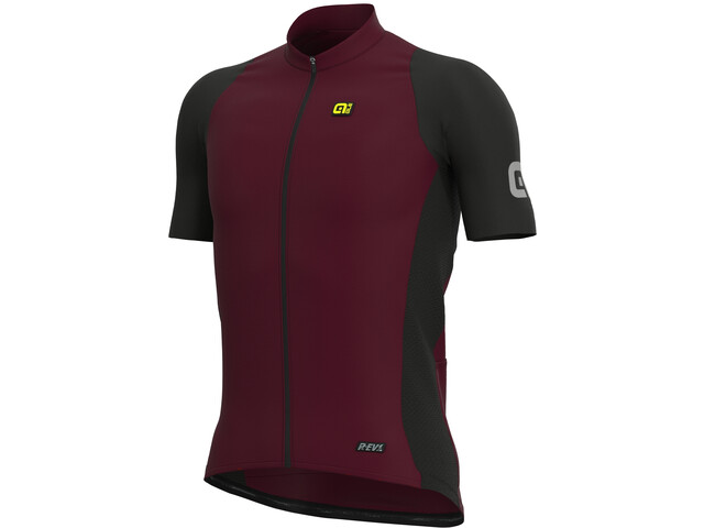 Alé Cycling R-EV1 Artika SS Jersey Men, bordeaux